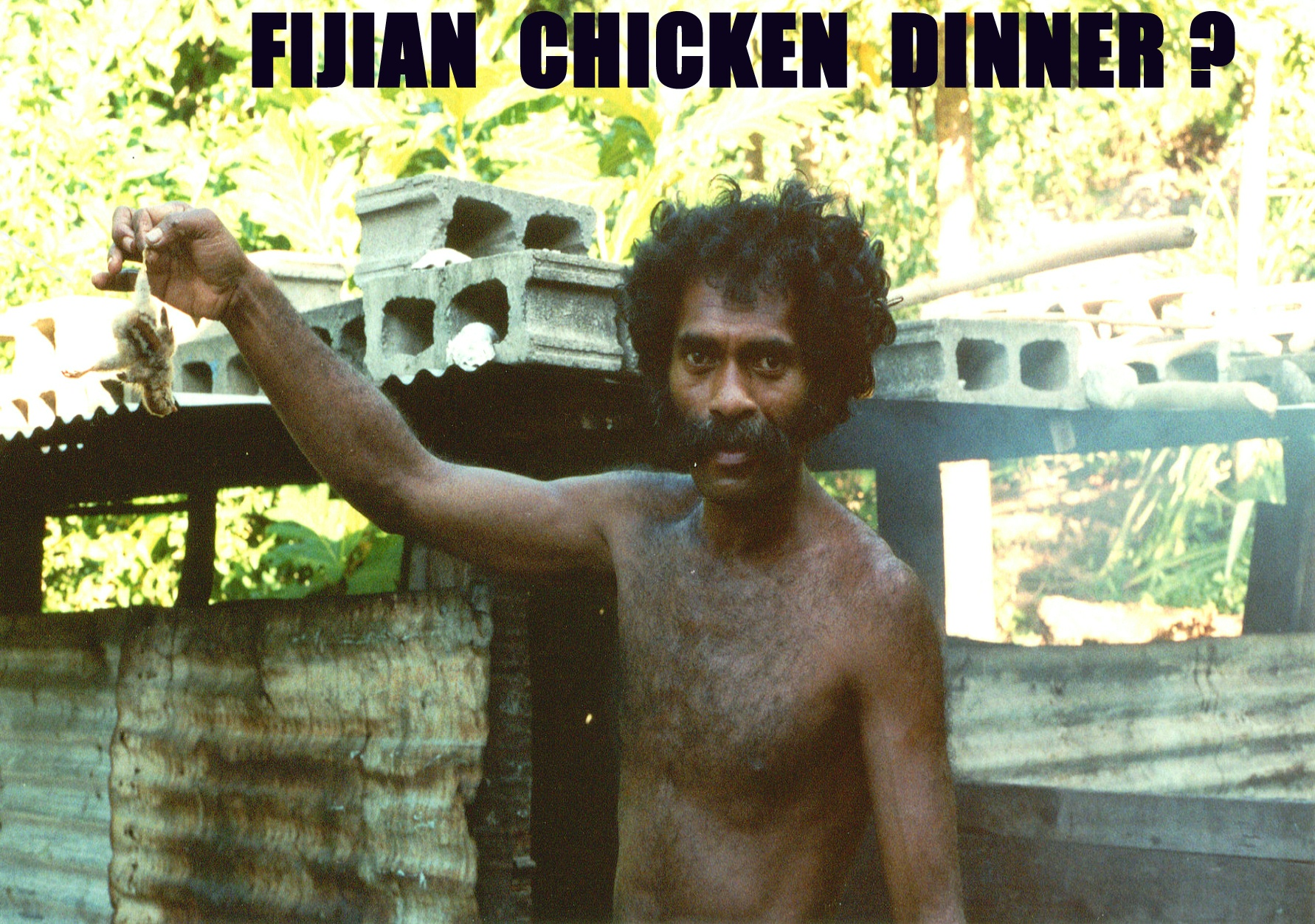 Fiji Chicken Dinner